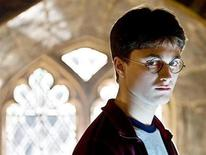 "<p>Daniel Radcliffe as Harry Potter in a scene from ""Harry Potter and the Half-Blood Prince"". REUTERS/Warner Bros. Pictures/Handout</p>"