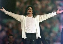 <p>Foto de arquivo de Michael Jackson. 31/01/1993. REUTERS/Gary Hershorn/Arquivo</p>