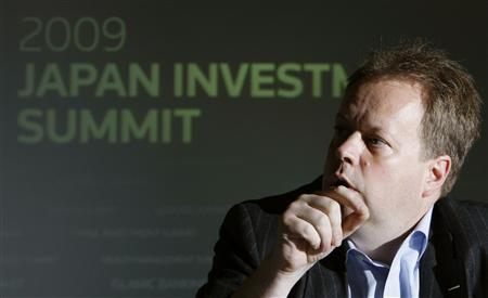 Andy Palmer, Senior Vice President of Nissan Motor Co, speaks at the Reuters Japan Investment Summit in Tokyo July 8, 2009. REUTERS/Kim Kyung-Hoon