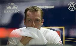 <p>Foto de arquivo do francês Sebastien Bourdais da Toro Rosso. 24/04/2009. REUTERS/Caren Firouz</p>