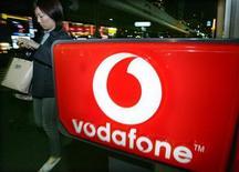 <p>Logo Vodafone a Tokyo. REUTERS/Yuriko Nakao</p>