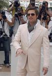 <p>L'attore americano Brad Pitt. REUTERS/Regis Duvignau (FRANCE ENTERTAINMENT)</p>