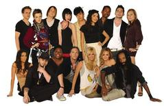 "<p>Contestants from the sixth season of the Lifetime Network's ""Project Runway"" pose in this undated publicity photo released to Reuters August 13, 2009. The show returns to television on Thursday after a 10-month hiatus, hoping to ""make it work"" on a new channel and in a new Los Angeles venue ripe with red carpet opportunities. REUTERS/Mike Yarish/Lifetime Networks/Handout</p>"