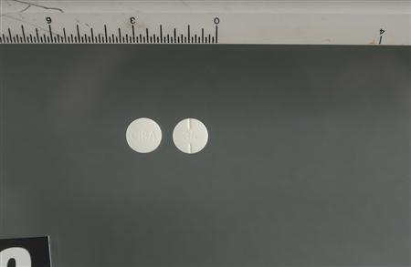 Ritalin pills are seen in a handout photo. REUTERS/Department of Justice/Handout