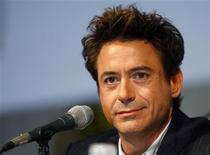 <p>Robert Downey Jr estreia mais um filme baseado em um sucesso dos quadrinhos REUTERS/Mike Blake</p>