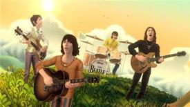 """<p>The Beatles está de vuelta, pero esta vez la banda de rock más famosa del mundo podría estar causando más entusiasmo en las oficinas de los ejecutivos que en los espíritus de los jóvenes. Cuando el miércoles se lance el videojuego """"The Beatles: Rock Band"""" -con 45 temas junto a los cuales los jugadores podrán cantar, hacer rasgueos y tocar la batería- la industria espera que dé el impulso que los minoristas, editoriales y fabricantes de consolas necesitan desesperadamente para la temporada de Navidad. Desarrollado por Harmonix Music Systems, editado por MTV Games -de Viacom Inc- y distribuido por Electronic Arts Inc, el juego podría vender 2 millones de unidades sólo durante su primer mes, de acuerdo a estimaciones de analistas. REUTERS/MTV GAMES/Harmonix/Handout</p>"""