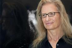 <p>U.S. photographer Annie Leibovitz attends the inauguration of her exhibition 'A Photographer's Life 1990-2005' in Madrid June 18, 2009. REUTERS/Susana Vera</p>