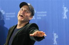 <p>Actor Woody Harrelson poses during a photocall to promote the movie 'The Messenger' at the 59th Berlinale film festival in Berlin, February 9, 2009. REUTERS/Fabrizio Bensch</p>