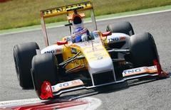 <p>Veja a cronologia do escândalo que provocou a suspensão condicional da Renault por dois anos após a trapaça no GP de Cingapura em 2008. REUTERS/Max Rossi (ITALY SPORT MOTOR RACING)</p>