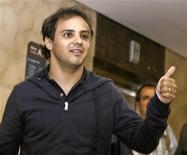 <p>Em recuperação, Felipe Massa disputará uma prova de kart em novembro REUTERS/Alex Almeida (BRAZIL SPORT MOTOR RACING)</p>