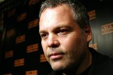 "<p>Actor Vincent D'Onofrio arrives at the NBC Universal and Wolf Films celebration for the 100th episode of the TV series ""Law and Order: Criminal Intent"" in New York January 11, 2006. REUTERS/Erin Siegal</p>"