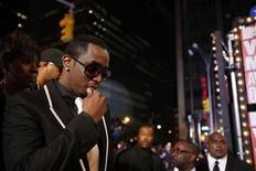 <p>Sean 'Diddy' Combs arrives at the 2009 MTV Video Music Awards in New York, September 13, 2009. REUTERS/Lucas Jackson</p>