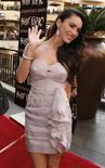 """<p>Актриса Меган Фокс на премьере фильма """"Тело Дженнифер"""" в Голливуде 16 сентября 2009 года. REUTERS/Fred Prouser</p>"""