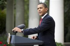 <p>Gli Stati Uniti sono il Paese più ammirato a livello globale, soprattutto grazie al presidente Barack Obama. REUTERS/Joshua Roberts (UNITED STATES POLITICS)</p>
