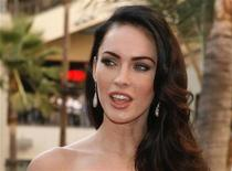"""<p>Actress Megan Fox poses at a fan event for the film """"Jennifer's Body"""" in Hollywood September 16, 2009. REUTERS/Fred Prouser</p>"""