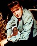 <p>Une mèche de cheveux censée avoir été prélevée sur la chevelure d'Elvis Presley lors de son entrée dans l'armée américaine en 1958 a été vendue dimanche pour 18.300 dollars (12.300 euros), a annoncé une maison de vente aux enchères de Chicago. /Photo d'archives/REUTERS</p>