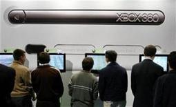 <p>Una presentazione di Xbox360. REUTERS</p>