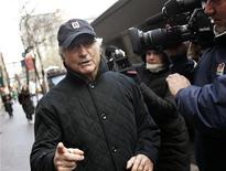 <p>Il finanziere Bernard Madoff. REUTERS/Shannon Stapleton/Files</p>
