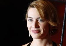 <p>British actress Kate Winslet arrives for the 2009 BAFTA (British Academy of Film and Television Arts) awards ceremony at the Royal Opera House, in London February 8, 2009. REUTERS/Stephen Hird</p>