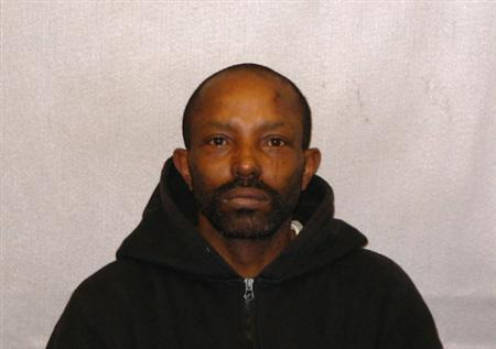 Anthony Sowell in an undated booking photo. REUTERS/Cayuga County Sheriff's Office/Handout