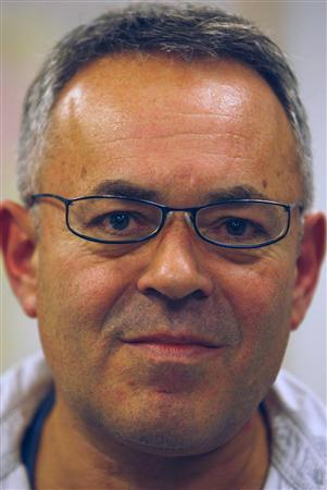 Douglas Hamilton was senior correspondent in France when he was sent to East Berlin in November 1989 on assignment since he is a German speaker with experience in then-West Germany. He is currently a correspondent in Israel and the Palestinian Territories. REUTERS/Handout