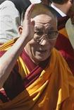 <p>Il leader spirituale del Tibet Dalai Lama a Tawang in India. REUTERS/Adnan Abidi</p>