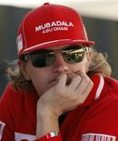 <p>Kimi Raikkonen, em foto de arquivo, está aberto a oferta da Mercedes, diz empresário. REUTERS/Issei Kato</p>