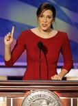 <p>Foto de archivo de Alexandra Kerry durante la Convención Nacional Demócrata en Boston, EEUU, jul 29 2004. Alexandra, la hija mayor del senador John Kerry, quien hace cinco años aterrizó en la alfombra roja del Festival de Cine de Cannes con un vestido transparente, fue arrestada el jueves en Hollywood bajo sospecha de conducir ebria. REUTERS/Mike Segar/Files</p>