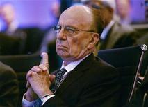<p>Il presidente e AD di News Corp., Rupert Murdoch. REUTERS/Hyungwon Kang</p>