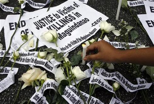 Massacre shocks Philippines