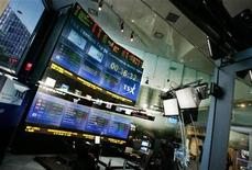 <p>A general view of the TSX (Toronto Stock Exchange) Broadcast Centre in Toronto in this June 20, 2008 file photo. REUTERS/Mark Blinch</p>