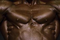 <p>Battant en brèche une idée reçue, une étude a montré que la testostérone ne provoquait pas d'agressivité chez les êtres humains. /Photo d'archives/REUTERS/Denis Balibouse</p>