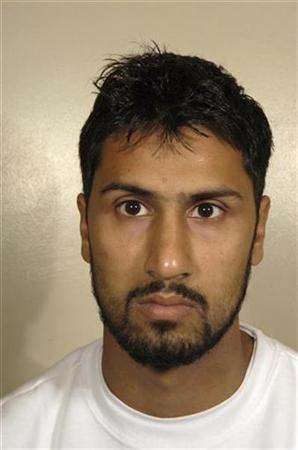 British Muslim man, Abdullah Ahmed Ali, is seen in this undated handout file photograph received in London on July 14, 2008. REUTERS/Metropolitan Police/Files/Handout