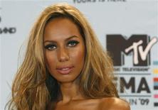 <p>Agressor da popstar britânica Leona Lewis (foto de arquivo) foi detido em Londres. REUTERS/Fabrizio Bensch</p>