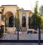 <p>La casa a Los Angeles di Johnny Hallyday. REUTERS/Mario Anzuoni</p>