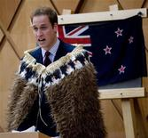 <p>Il principe William. REUTERS/Arthur Edwards/Pool</p>