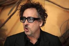 <p>Director Tim Burton arrives for a Museum of Modern Art tribute to him in New York November 17, 2009. REUTERS/Lucas Jackson</p>