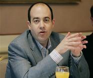 <p>Greg Waldorf, amministratore delegato di eHarmony, in una foto d'archivio. REUTERS/Fred Prouser</p>