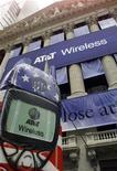 <p>AT&T fait état d'une hausse de 26% de son bénéfice au quatrième trimestre, soutenu par la croissance de ses activités sans fil. /Photo d'archives/REUTERS</p>