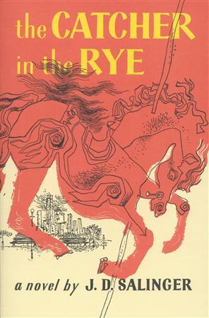 The cover of J.D. Salinger's 1951 post-war literary classic ''The Catcher in the Rye''. REUTERS/Hachette Book Group