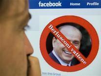 <p>Gruppo di Facebook incriminato. Foto d'archivio. REUTERS/Chris Helgren</p>