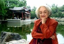 <p>Американская феминистка Бетти Фридан в Пекине 22 июня 1995 года. В 2006 году на 85 году жизни скончалась Бетти Фридан, одна из лидеров движения феминисток в Америке, со-основательница организации National Organization for Women.</p>