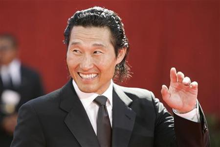 Actor Daniel Dae Kim from ''Lost'' arrives on the red carpet at the 61st annual Primetime Emmy Awards in Los Angeles, California September 20, 2009. REUTERS/Danny Moloshok
