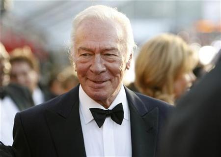 Christopher Plummer from the film ''The Last Station'' arrives at the 16th annual Screen Actors Guild Awards in Los Angeles January 23, 2010. REUTERS/Danny Moloshok