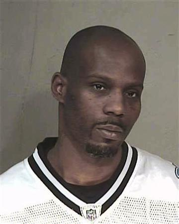 Earl Simmons, aka rap artist DMX, is shown in this Maricopa County Sheriff Department booking mugshot released to Reuters March 9, 2010. Simmons was arrested and charged with five counts of probation violation, all Maricopa County Sheriff's Office cases, for regularly using illegal drugs during the last nine months, authorities said. REUTERS/Maricopa Sheriff's Office/Handout