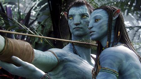 A scene from the film ''Avatar'' is shown in this undated publicity photo released to Reuters February 2, 2010. REUTERS/WETA/Fox Pictures/Handout