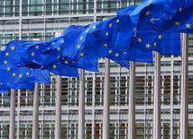 <p>La Commission européenne a autorisé Dassault Systèmes à acquérir les activités de gestion du cycle de vie (PLM) du groupe américain IBM. L'opération avait été annoncée fin octobre pour un montant de 600 millions de dollars (445 millions d'euros environ). /Photo d'archives/REUTERS/Yves Herman</p>