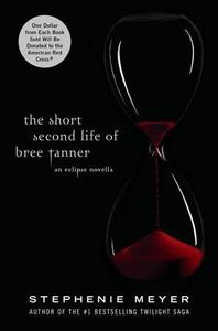 The cover of the 192-page novella from author Stephanie Meyer called ''The Short Second Life of Bree Tanner''. REUTERS/Little, Brown Book Group/Handout