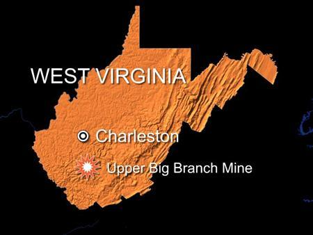 Six people were killed and 21 were missing in an explosion and collapse at a West Virginia coal mine owned by a unit of Massey Energy, local media reported on Monday. REUTERS/Graphics