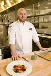 <p>Chef Josh Adams poses in this undated handout photo. REUTERS/Handout</p>